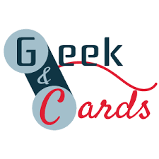 Geek and cards
